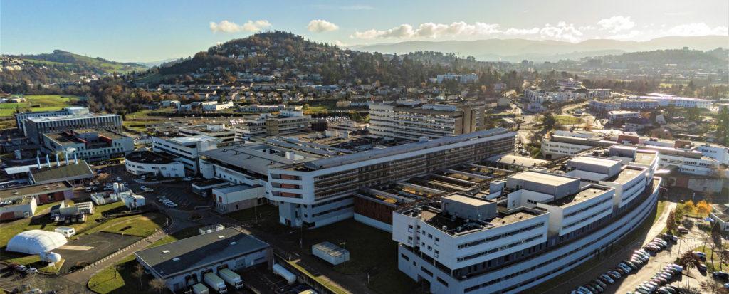 photo du Centre hospitalier universitaire