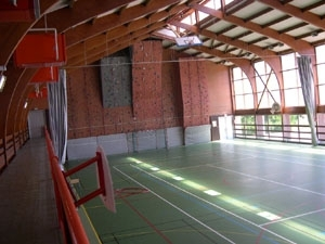 photo du Complexe sportif du Lycée Simone Weil