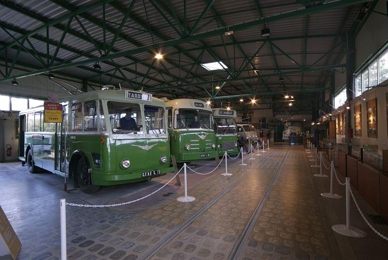 Photo du Musée des Transports Urbains