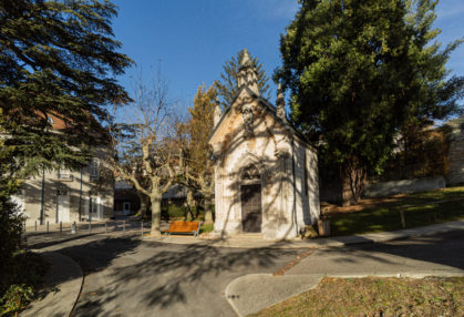 photo de la Chapelle du Clos Bayard