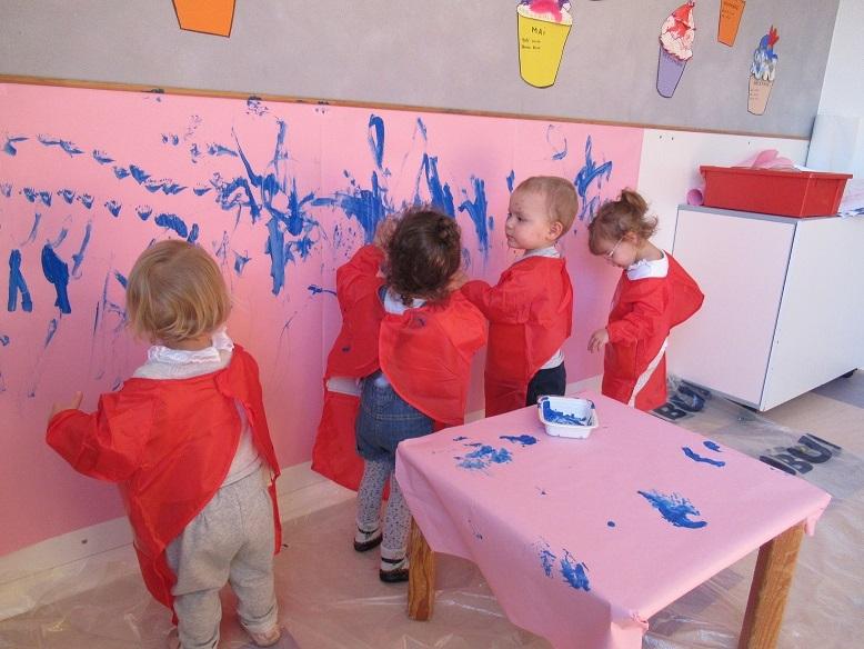 photo du jardin d'enfants