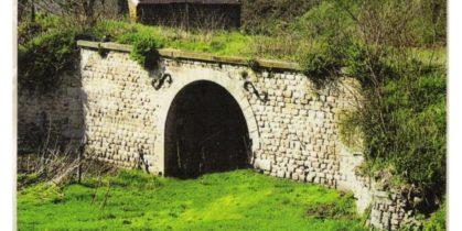 photo du 1er pont de chemin de fer de la Loire