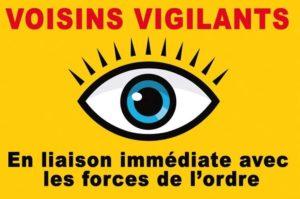 illustration du dispositif voisins vigilants