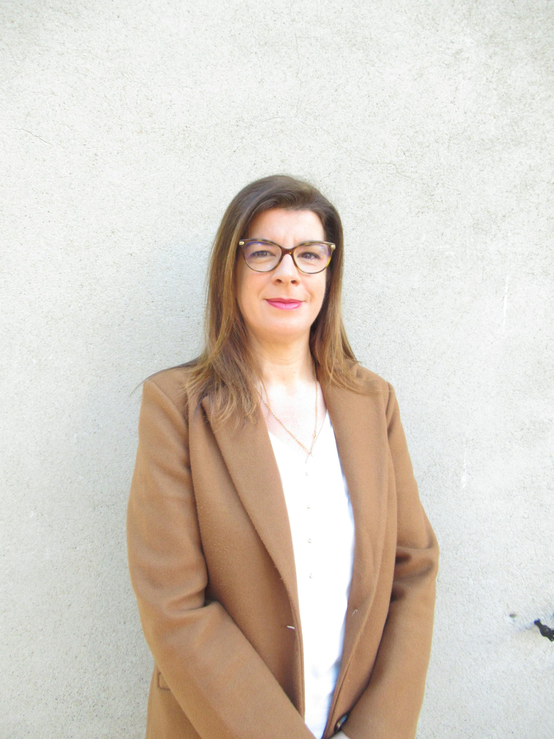 Photo de Florence JOLY conseillère déléguée aux Écoles – Services périscolaires