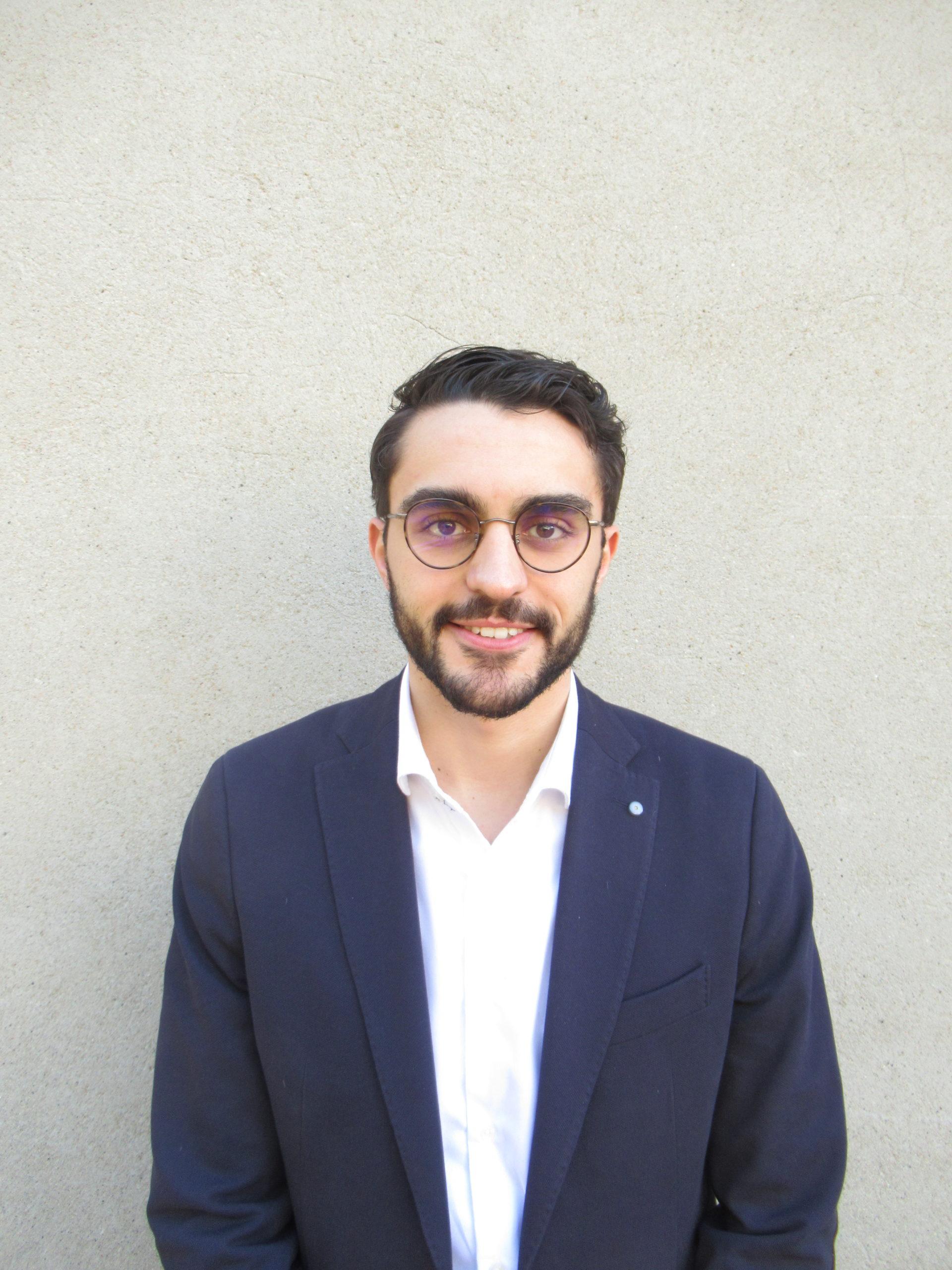 Photo de Hugo RODRIGUES SOUSA conseiller municipal