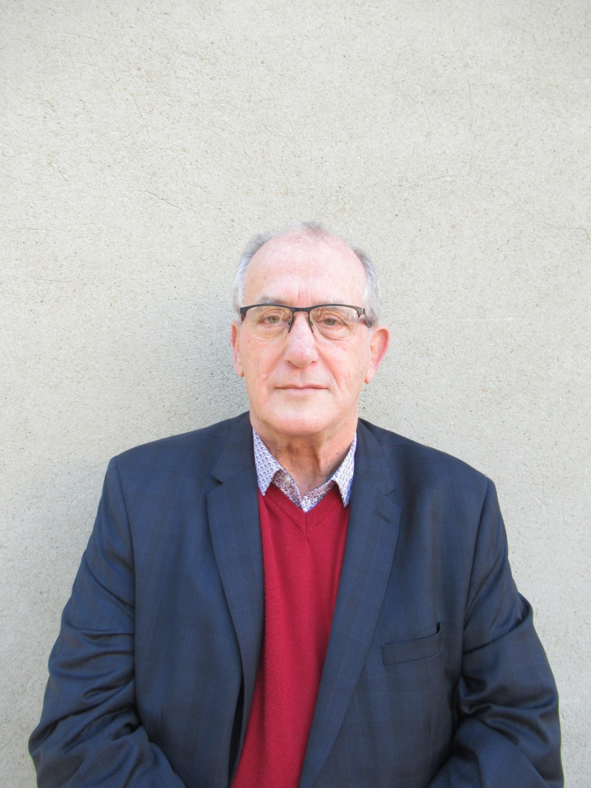 Marc JOTHIE cconseiller municipal délégué Vie sociale et intergénérationnelle