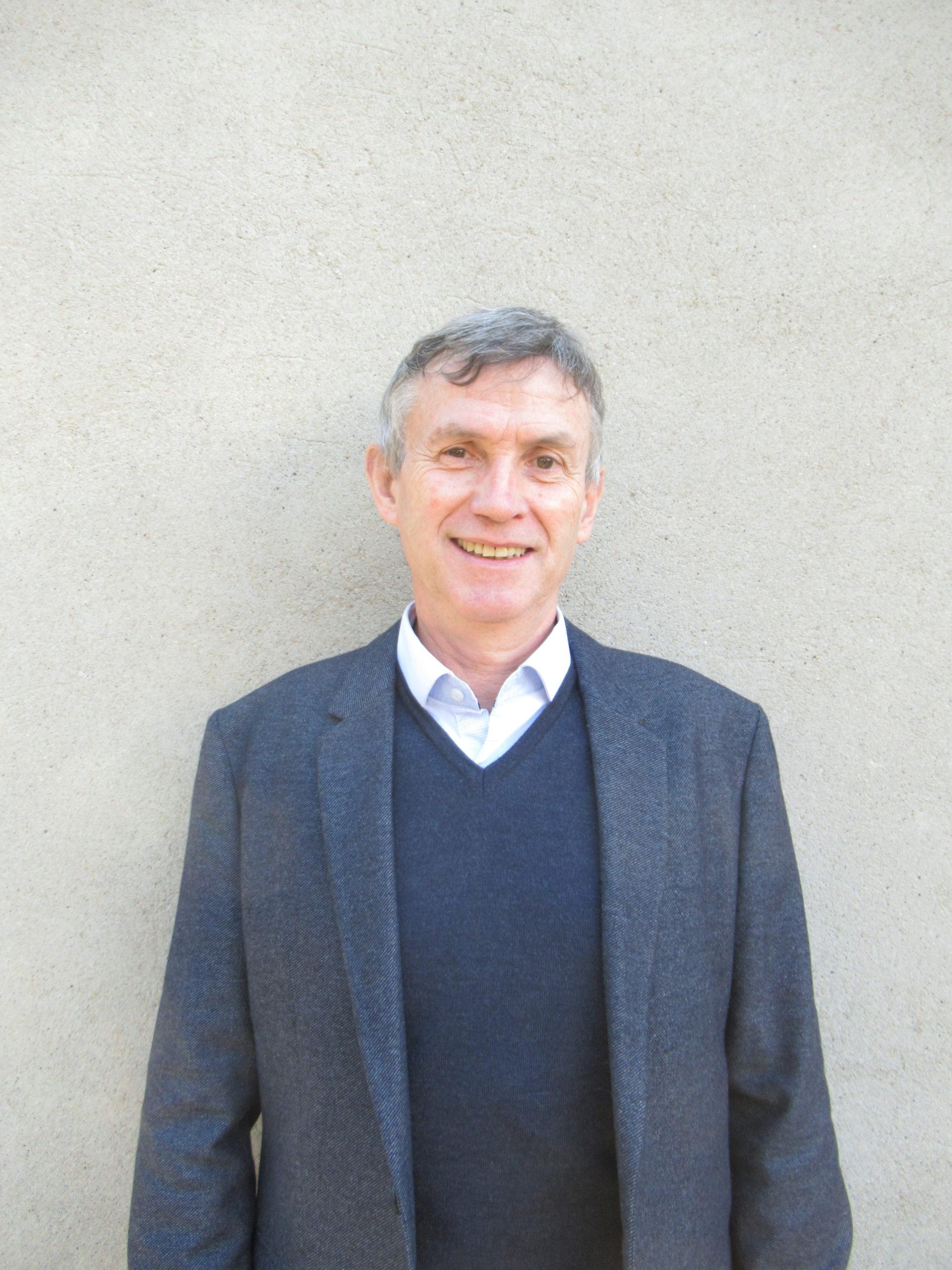 Photo de Michel COSSEY conseiller délégué aux Bâtiments – Voirie – Réseaux