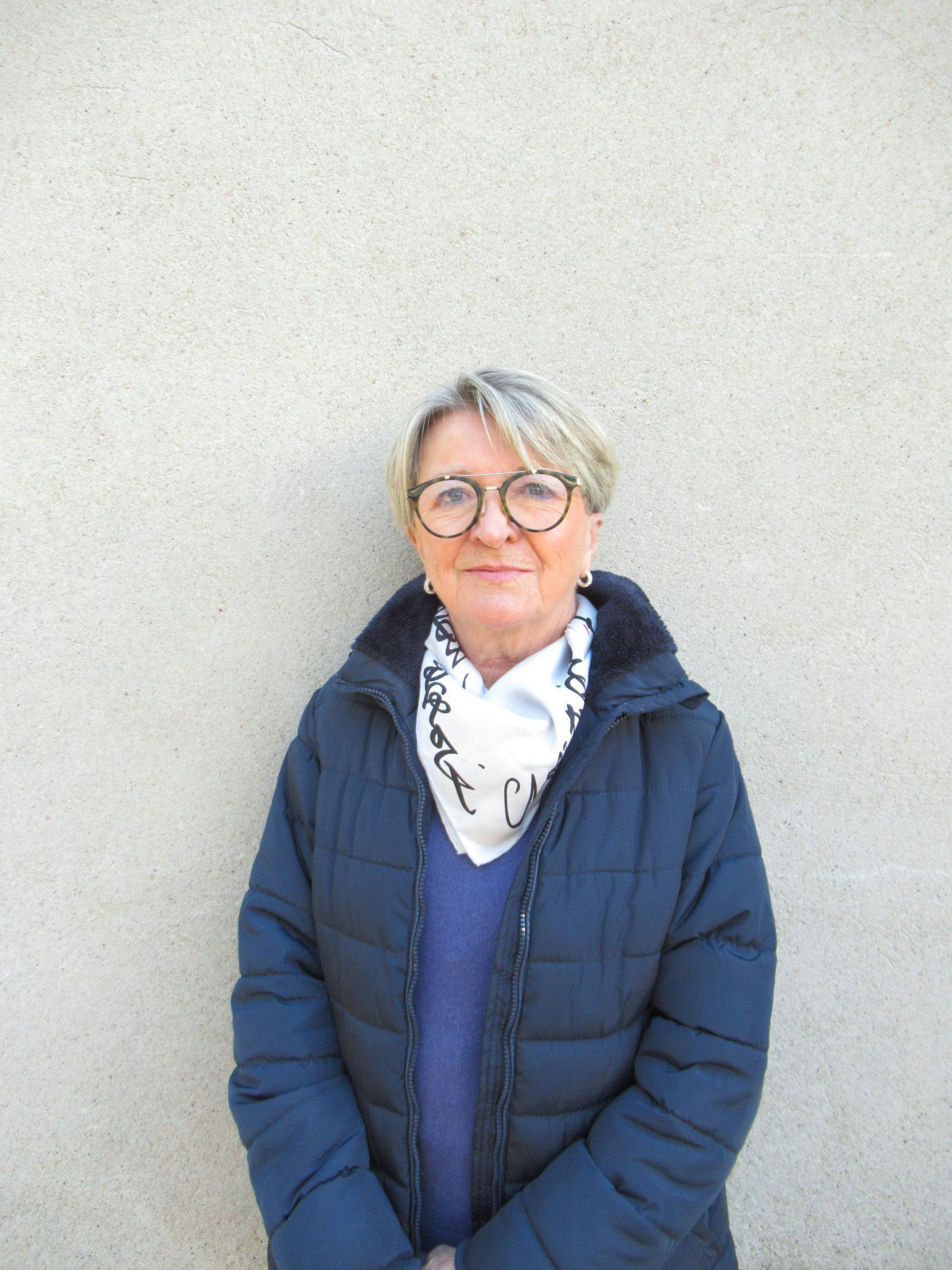 Photo de Paule WOLFF conseillère municipale