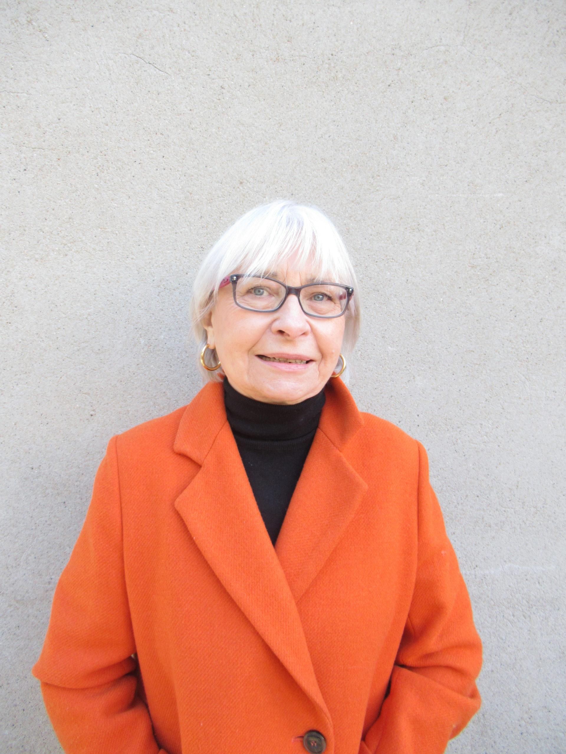 Photo de Raymonde REPELLINI conseillère municipale