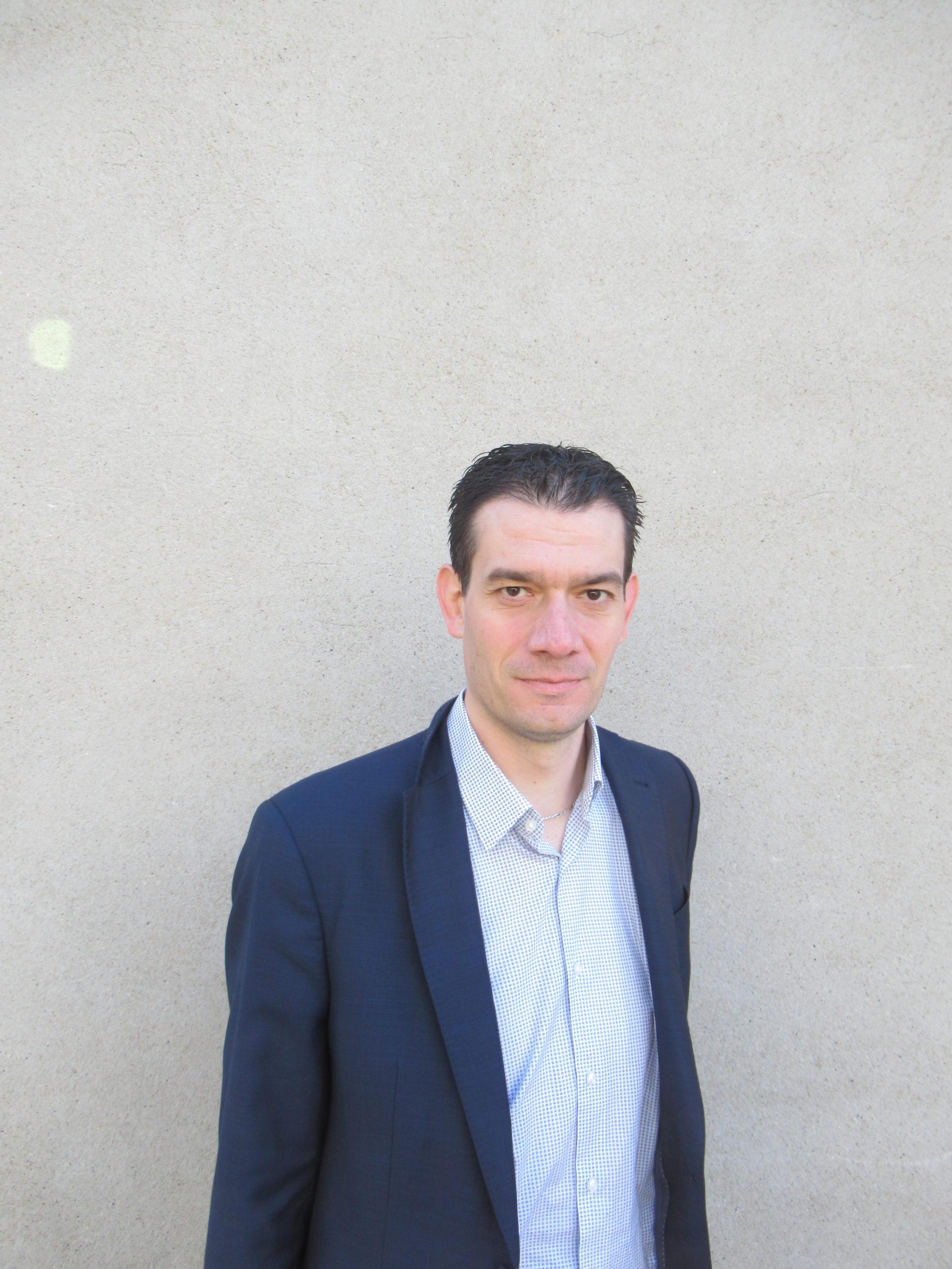 Photo de Rémy MOUNIER 2ème adjoint Jeunesse - Sport