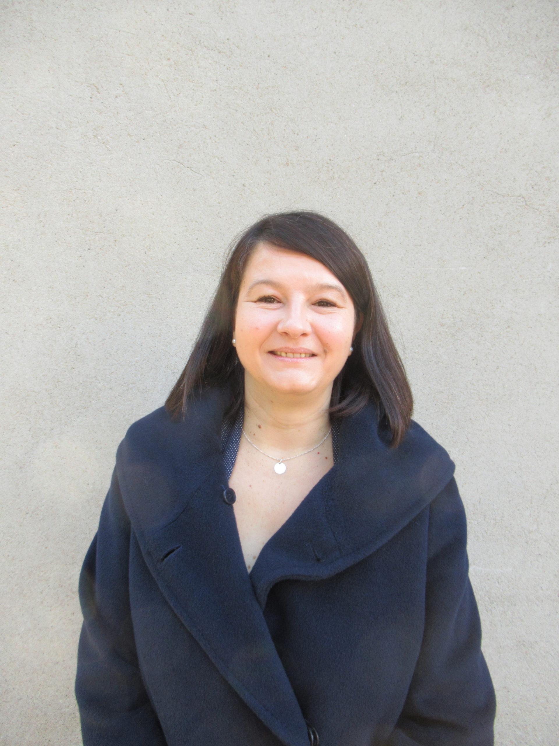 Photo de Sylvie BARBE conseillère déléguée au Pôle Enfance Jeunesse