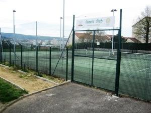 photo des Tennis Cottier