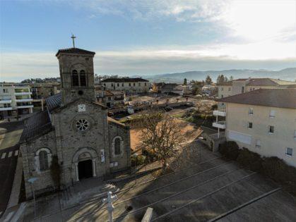 photo de l'église de Saint-Priest