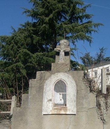 photo de l'oratoire Sainte Marguerite