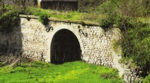 photo du 1er pont de chemin de fer