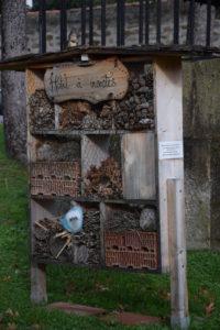 Photo de l'hôtel à insectes