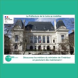 Photo de la Préfecture de la Loire